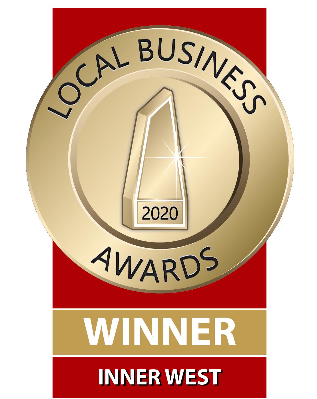 LOcal Business Awards Inner West Sydney