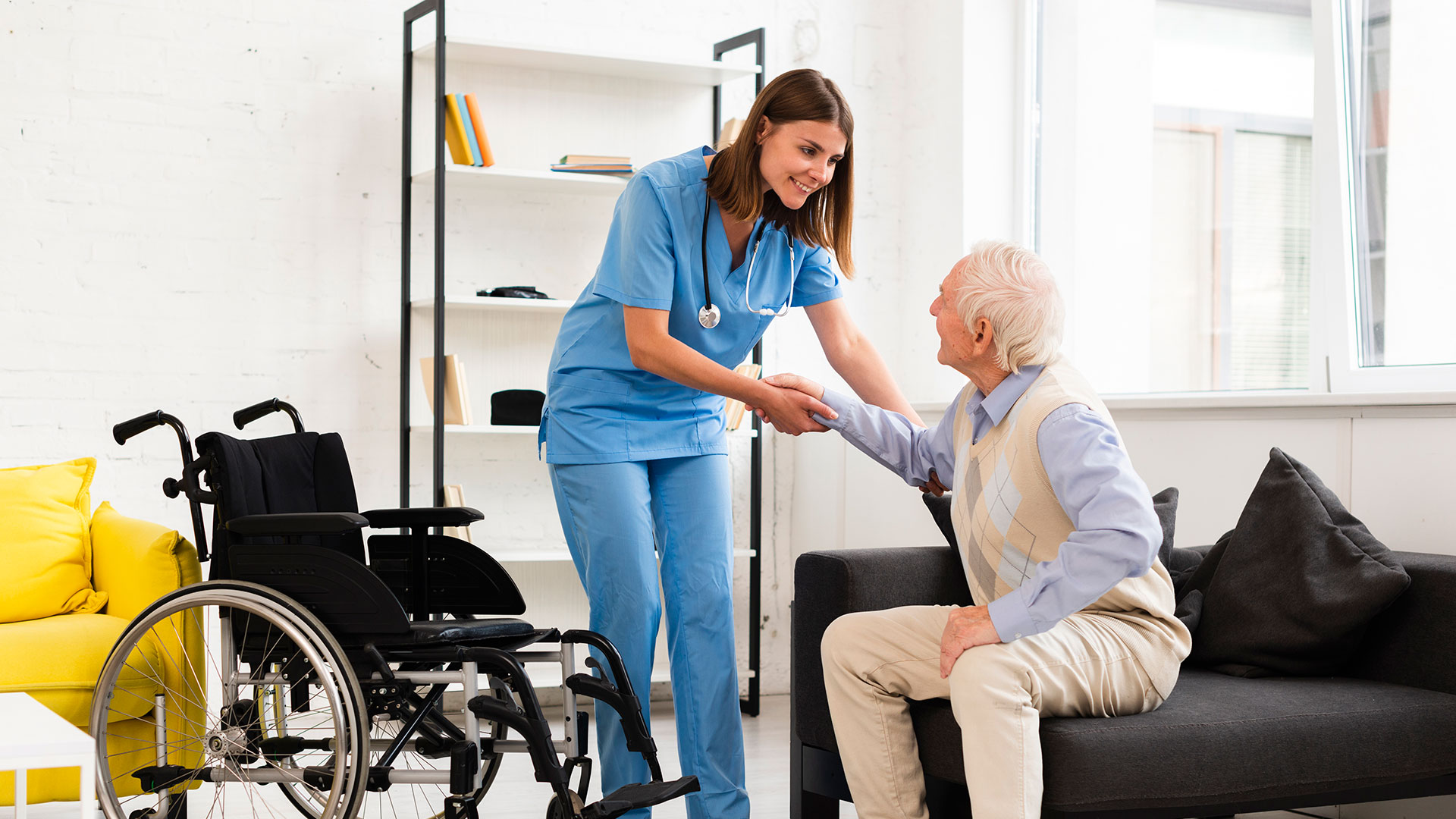 CHC33015 Certificate III in Individual Support (Ageing)